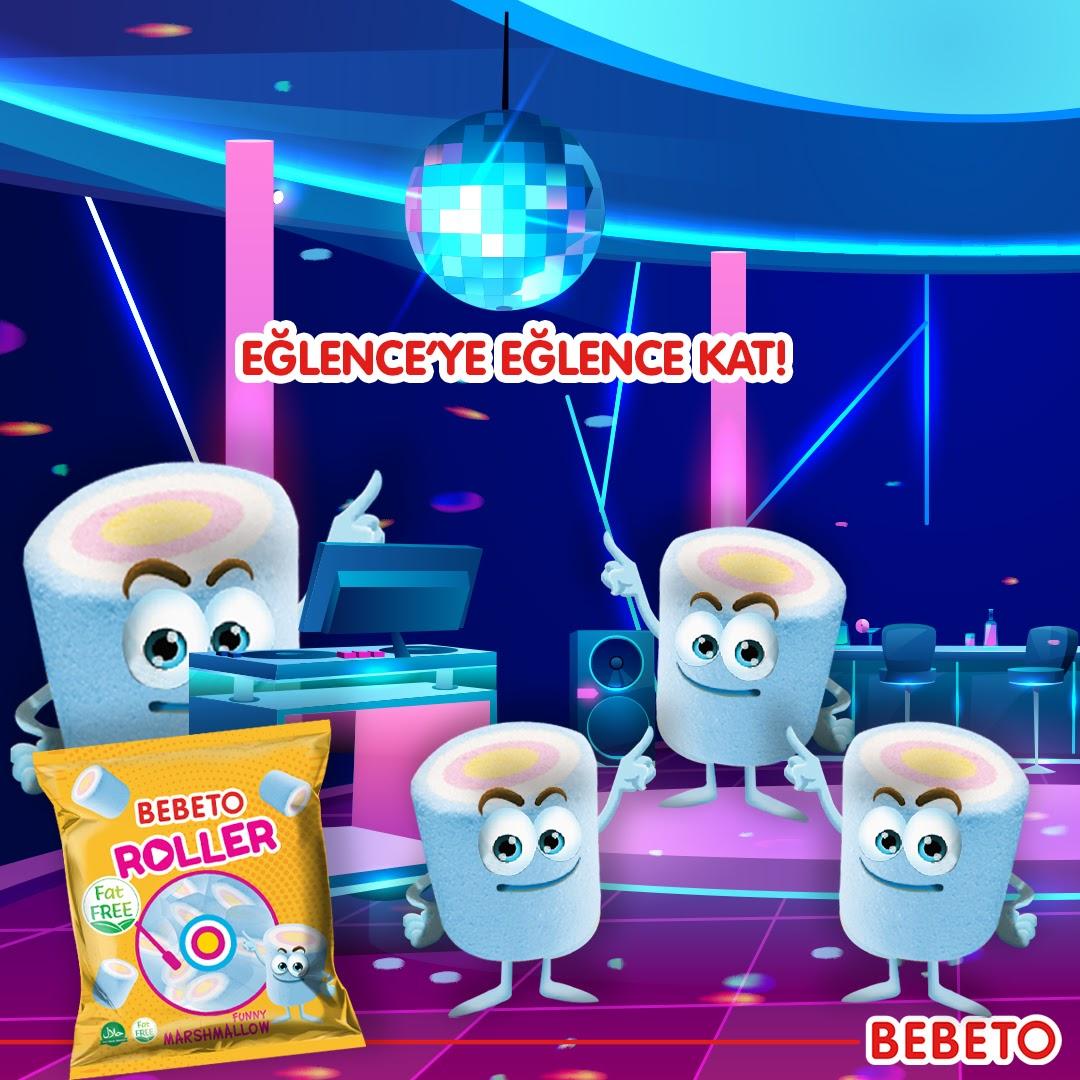 Bebeto Türkiye Sosyal Medya Çalışmaları