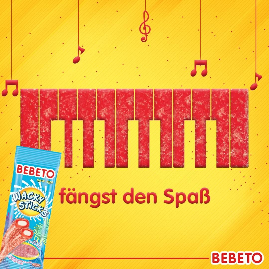 Bebeto Almanya Sosyal Medya Çalışmaları